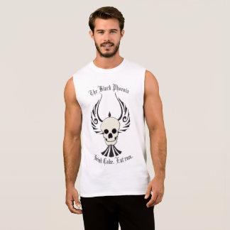 El tanque para hombre negro de Phoenix Camiseta Sin Mangas