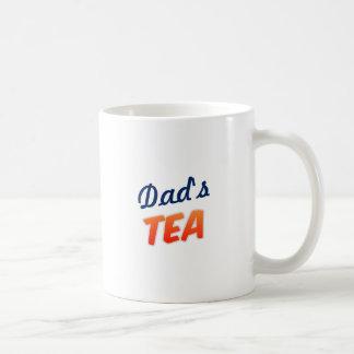 El té del papá útil ninguna taza del personalizado
