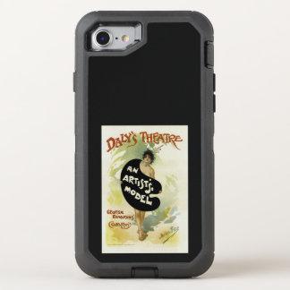 El teatro del Daly Funda OtterBox Defender Para iPhone 7