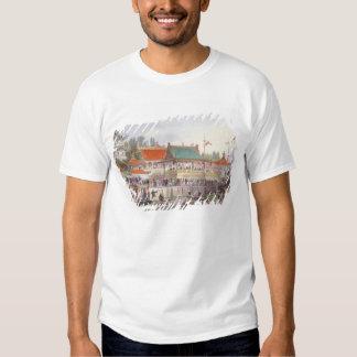 El teatro en Tien-Canta, de 'China en una serie de Camisetas