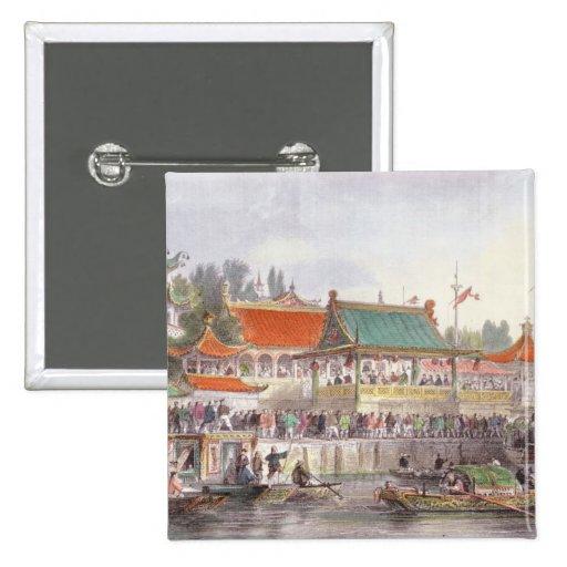 El teatro en Tien-Canta, de 'China en una serie de Pin