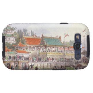 El teatro en Tien-Canta, de 'China en una serie de Galaxy S3 Protector