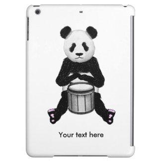 El teclear de la panda