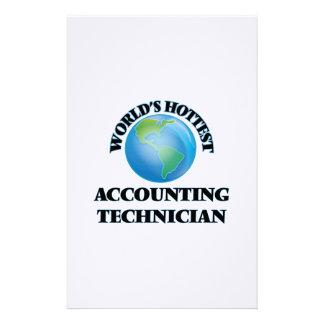 El técnico más caliente de la contabilidad del  papeleria