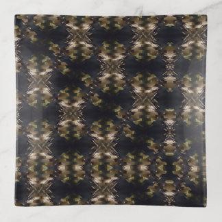 El tejer abstracto neutral y chispas del metal