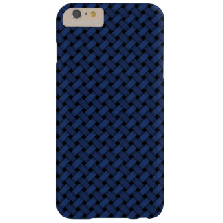 El tejer de lujo o textura o modelo inconsútil funda barely there iPhone 6 plus