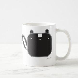 el tejón taza de café