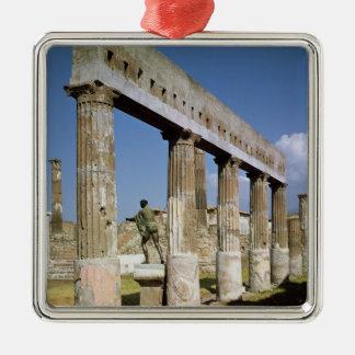 El templo de Apolo Adornos De Navidad