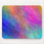El teñido anudado colorea la nube del gas alfombrilla de ratones