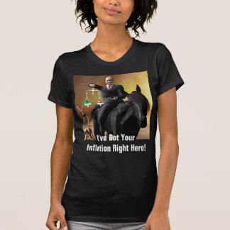 El tercer jinete camisetas