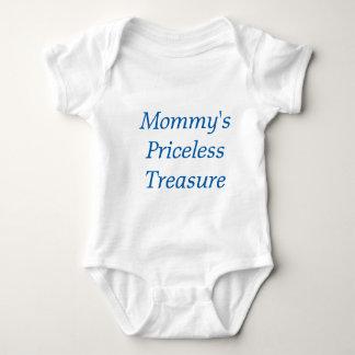 El tesoro inestimable de la mamá - ropa para los body para bebé
