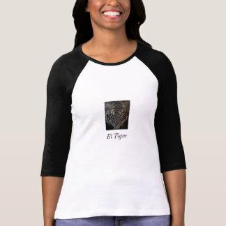 EL Tigre Camiseta