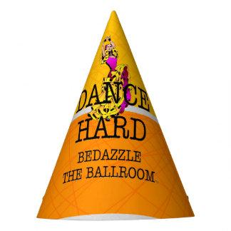 El TOP Bedazzle el salón de baile Gorro De Fiesta