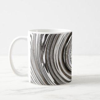El torbellino taza de café
