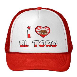 EL Toro, CA Gorras