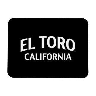 EL Toro California Imanes