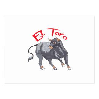 EL Toro Postal