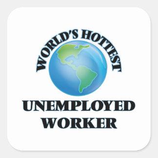 El trabajador parado más caliente del mundo colcomania cuadrada