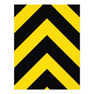 El tráfico intrépido de la carretera manosea folleto 21,6 x 28 cm