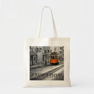 El Tragetasche bolsa de compra - Lisboa línea 28