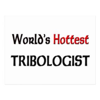 El Tribologist más caliente del mundo Postal