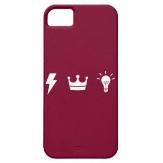 El trío de oro 03 iPhone 5 carcasas