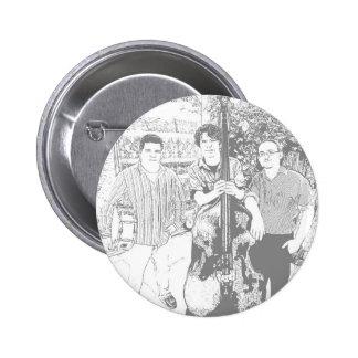 El trío del jazz moderno pin
