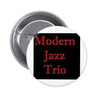 El trío del jazz moderno pins