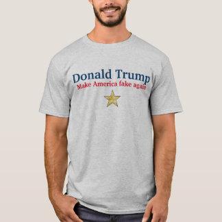 El triunfo de Anti-Donald hace la camiseta de la