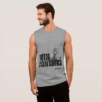 El TRIUNFO DISPUTA la camiseta sin mangas