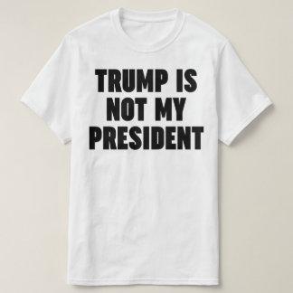 El triunfo no es mi presidente camiseta