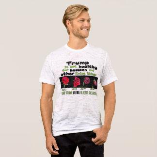 El triunfo no es sano camiseta