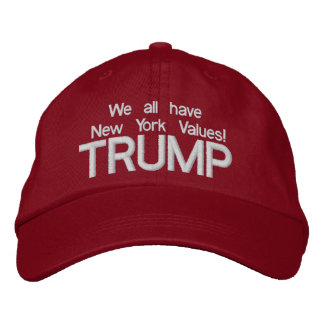 El TRIUNFO NUEVA YORK VALORA la gorra de béisbol