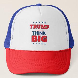 El triunfo piensa el casquillo grande gorra de camionero