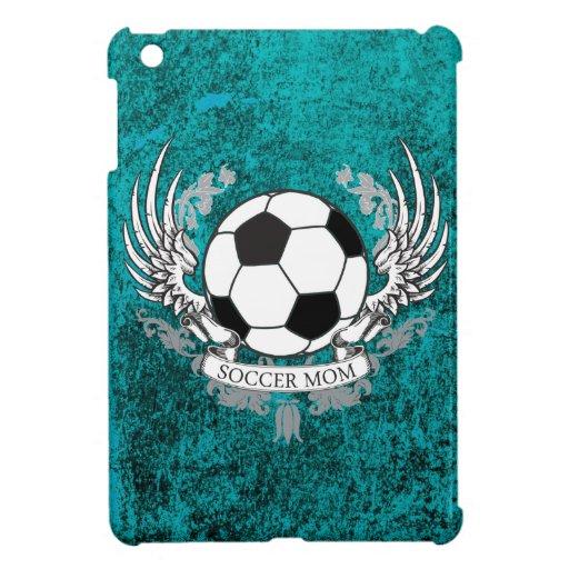 El trullo con alas de la mamá del fútbol apenó la  iPad mini cárcasa
