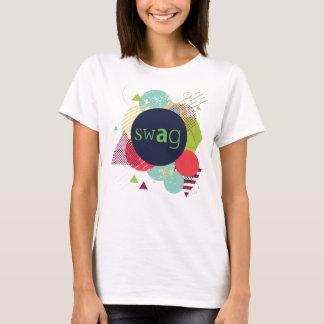 el último extracto 2016 del diseño del SWAG Camiseta