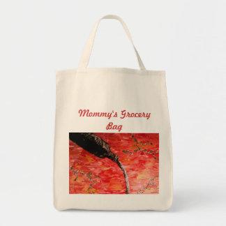 El ultramarinos de la mamá bolsas lienzo