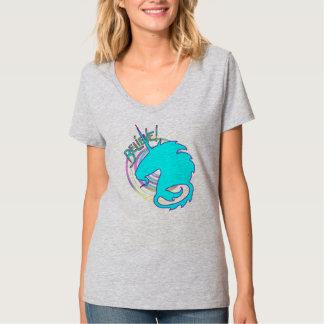 """El unicornio de MinkMode """"cree"""" la camiseta"""