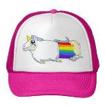 El unicornio Farts gorra del camionero