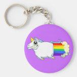 El unicornio Farts llavero