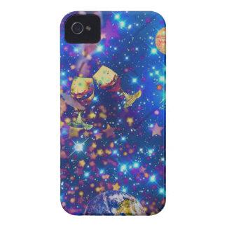 El universo y los planetas celebran vida con un carcasa para iPhone 4 de Case-Mate