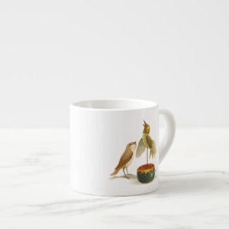 El usignuolo taza de espresso