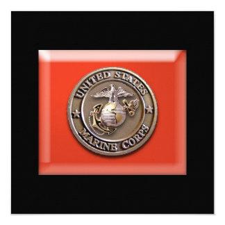 ¡el USMC 3D sella la tarjeta adaptable para