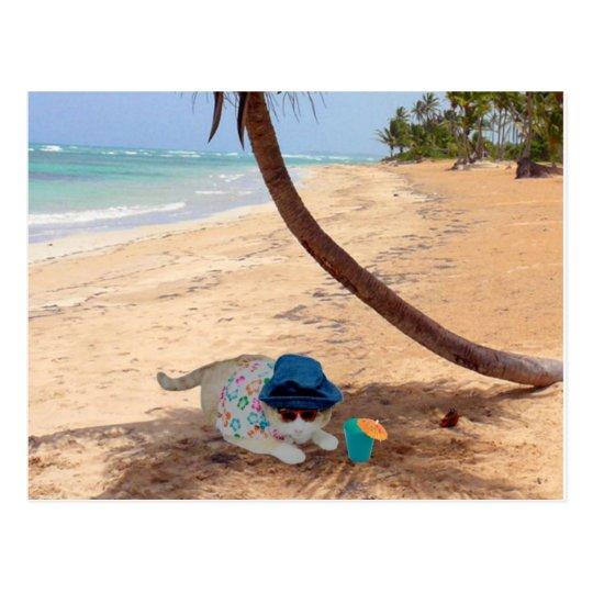 El vacaciones postal