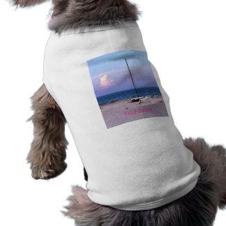El velero 2004 estaría navegando bastante jGibney Camiseta Sin Mangas Para Perro