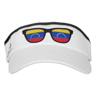 El venezolano sombrea el visera visera