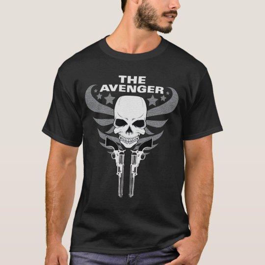 el vengador camiseta