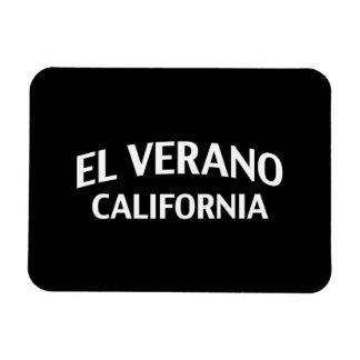 EL Verano California Imán Flexible