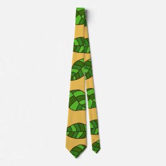 El verano deja el modelo verde ajustable de la corbatas
