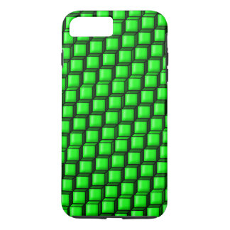 El verde ajusta el caso más del iPhone 7 duros Funda iPhone 7 Plus